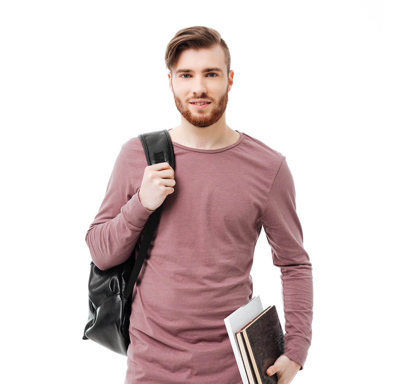 male-student-standing